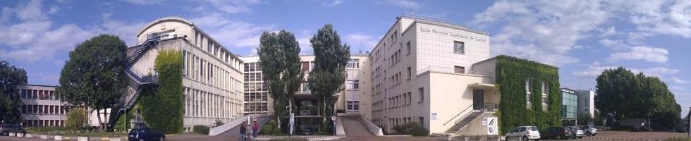 ENS Paris-Saclay (site de Cachan)